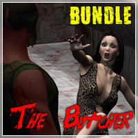 The Butcher BUNDLE