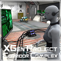 XGen Project, Corridor Complex