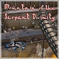 Mountain of the Serpent Divinity